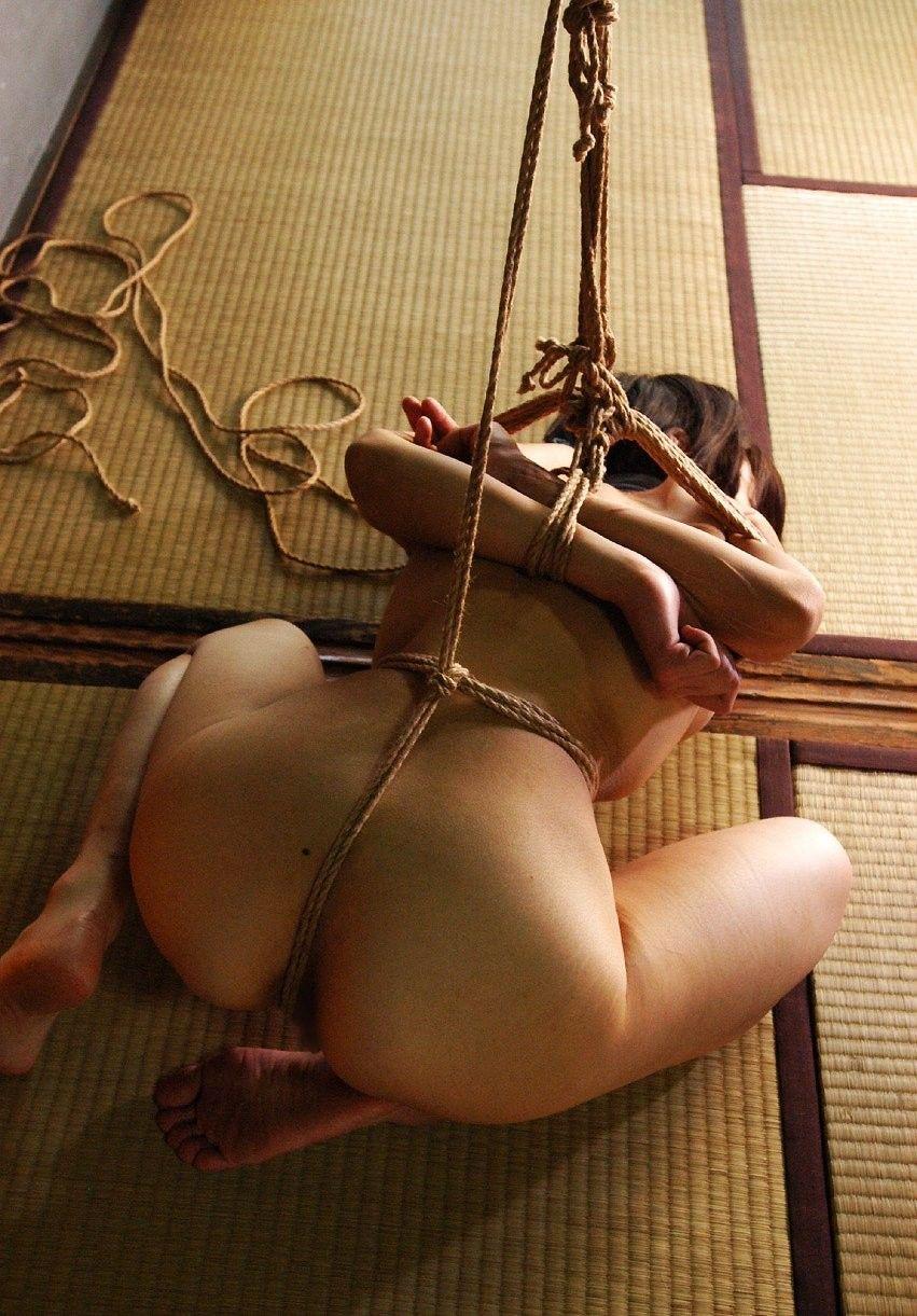 Связанную японку дрелью 23 фотография