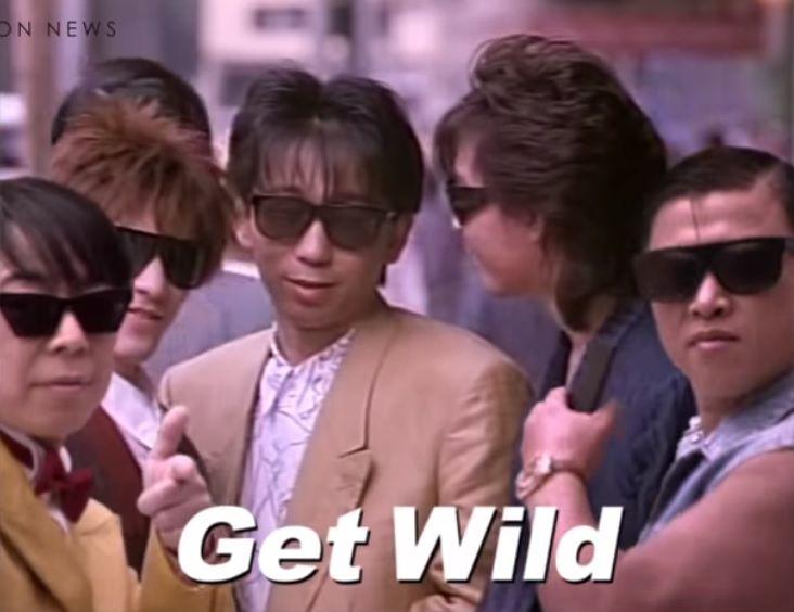TMの「Get Wild」に芸人さんが紛れ込んでる例のやつのフルVer動画www