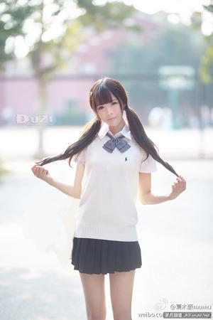【清楚系】制服美少女のグっときた画像貼ります!