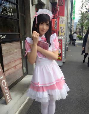 【清楚系ビッチ】この美少女がAV女優でガチヲタで美尻で自撮りオフショがサービス満点www【40枚】