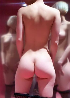 美尻と締りの良さそうなキュンとした小尻www生オナホ感↑↑なエロ尻画像!