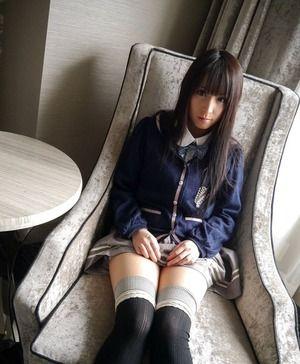 【清楚系ビッチ】黒髪ロングな正統派美少女のホテルセクロスがヌける!くぱぁアリ!