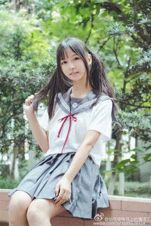 みんな大好き透明感&清潔感↑↑な美少女JK画像!