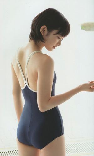 【清楚】Jrアイドルの水着とかスクール水着が好きです!の図