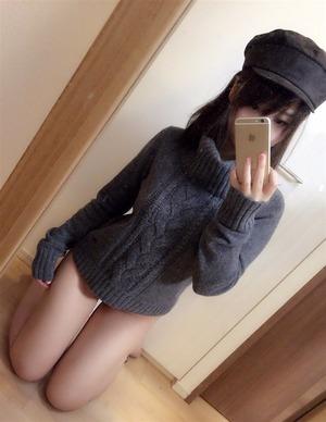 【清楚系ビッチ】あらいいですねぇ~wグっときた自画撮り女子画像!