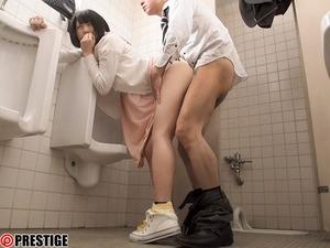 北海道出身の清楚系美少女を肉便器扱いして公衆便所セクロスwww