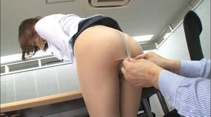【清楚系ビッチ】こんな可愛い彼女が社内いるなら毎日仕事頑張れるね!社内恋愛セクロス!