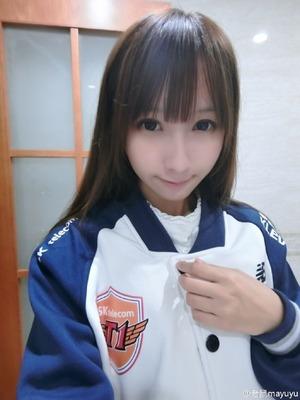 台湾コスプレイヤー「老鼠mayuyu」ちゃんがコス補正なくても純粋可愛い☆