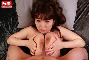 ちょうどいい地味顔なJカップ松本菜奈実の4時間フルコースが神乳パイズリ満載www