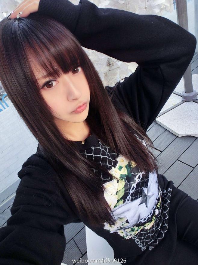 【清楚系ビッチ】黒髪清楚な美少女のソフトエロ画像が眼福です!