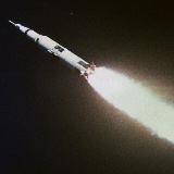 ロケット(アポロ4号)
