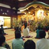御法話会 2009.4.12