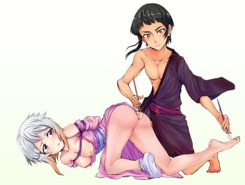 月銀舞亜 綺声神心音 エロ画像 アクエリアンロゴス (14)