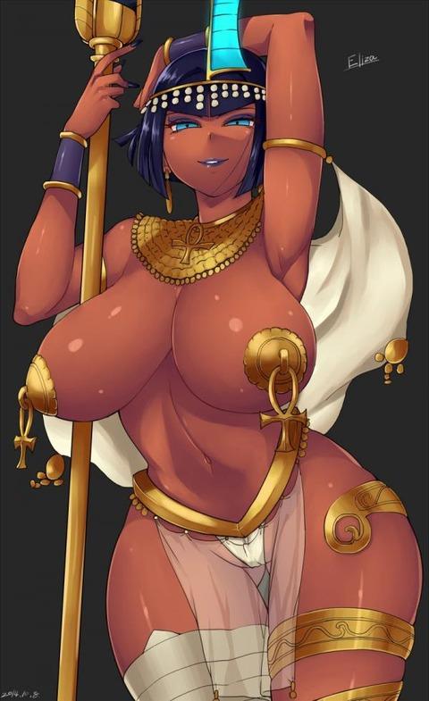 イライザ エロ画像 skullgirls スカルガールズ Eliza (1)
