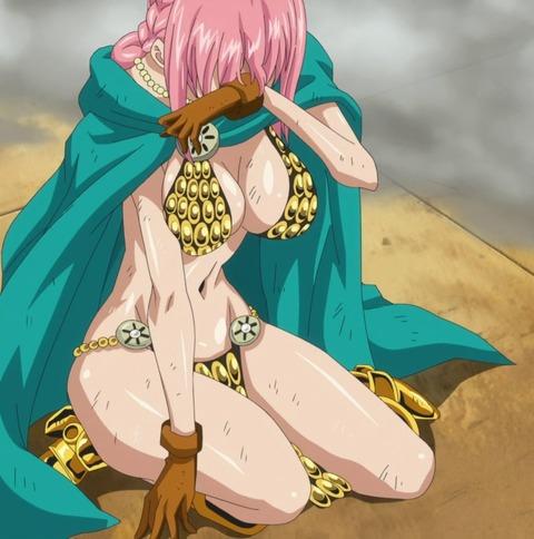 剣闘士レベッカ けんとうしレベッカ エロ画像 ワンピース (85)