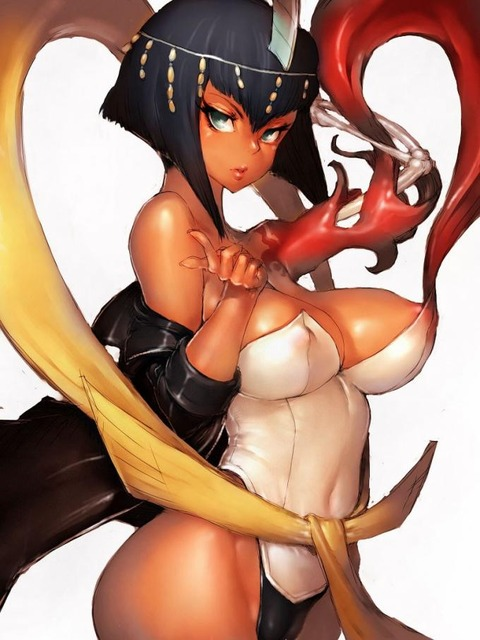イライザ エロ画像 skullgirls スカルガールズ Eliza (30)