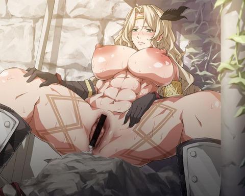 ドラゴンズクラウン アマゾン エロ画像 (18)