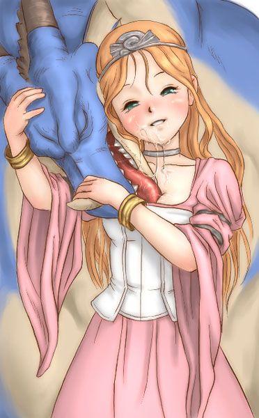 ローラ姫 初代ドラクエ エロ画像 初代ドラゴンクエスト (13)
