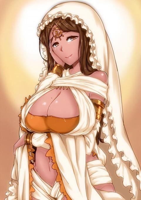グウィネヴィア エロ画像 ダークソウル グウィネビア(16)