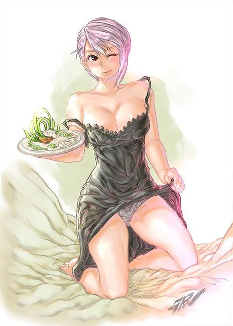 薙切アリス なきりありす エロ画像 食戟のソーマ (28)