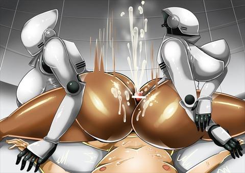 尻神様 ロボ娘  ヘイディー haydee エロ画像 ロボット(34)