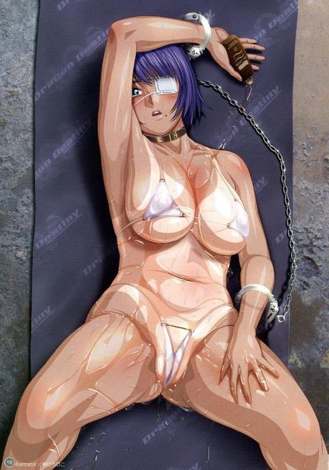 呂蒙子明 りょもうしめい エロ画像 一騎当千 いっきとうせん(11)