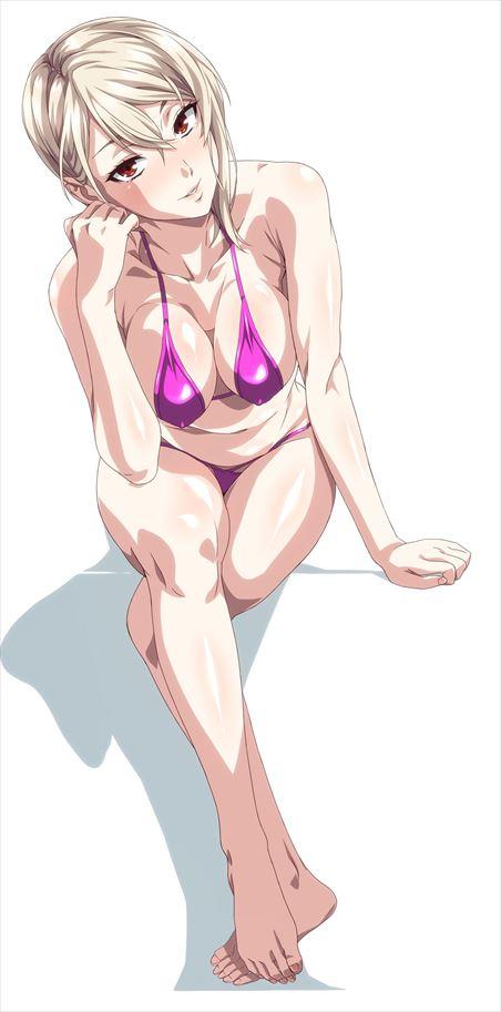 薙切アリス なきりありす エロ画像 食戟のソーマ (1)