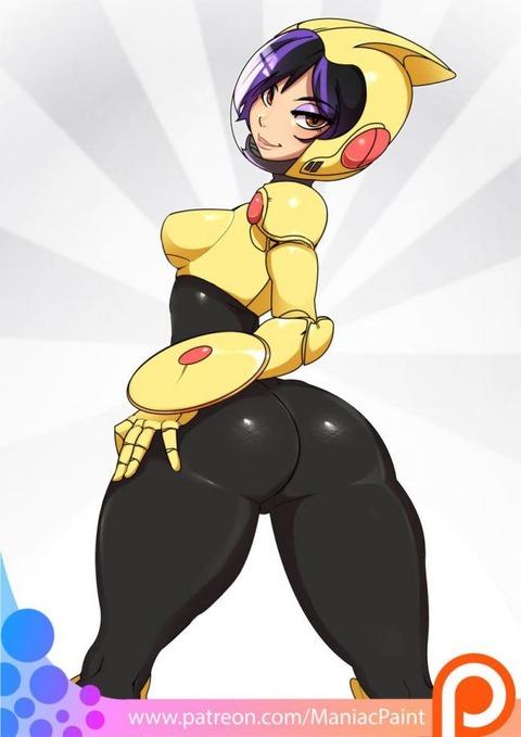 ベイマックス ゴーゴータマゴ エロ画像 ビッグヒーロー6(48)