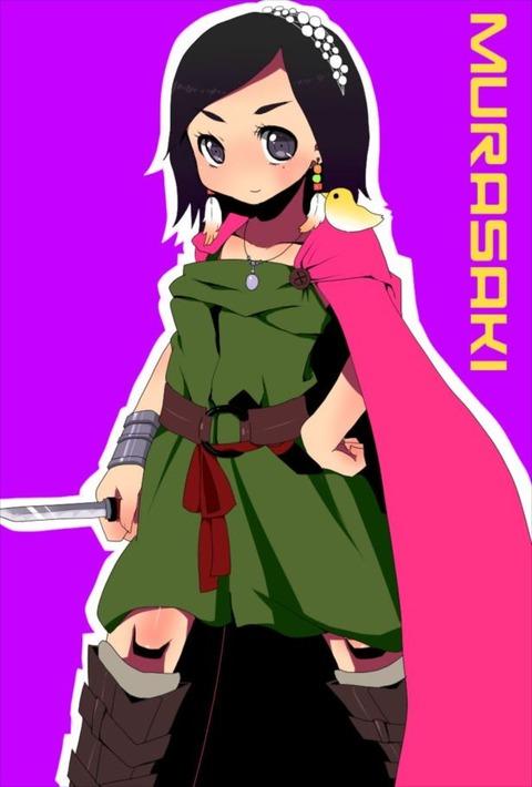 勇者ヨシヒコ ムラサキ エロ画像 紫 ゆうしゃよしひこ(9)