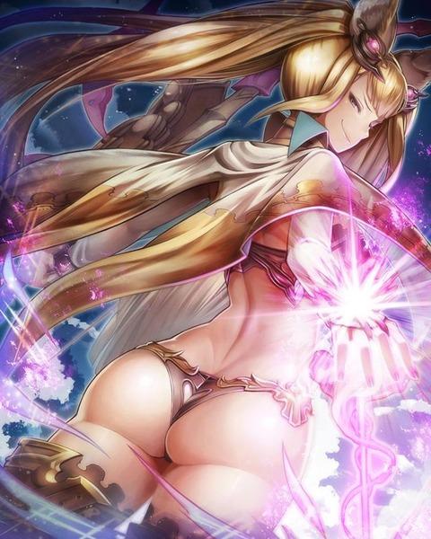メーテラ エロ画像 天稟の射手メーテラ グラブル (11)