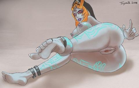 ミドナ トワイライトプリンセス エロ画像 ゼルダの伝説 (11)