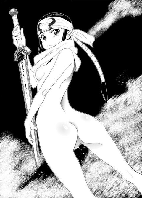 羌瘣 エロ画像 きょうかい エロ画像 キングダム エロ画像 (8)