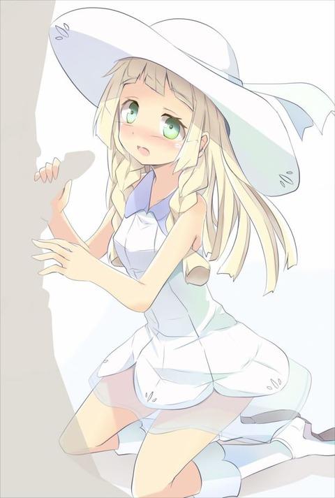 リーリエ エロ画像 ポケモンサンムーン ポケットモンスター (18)