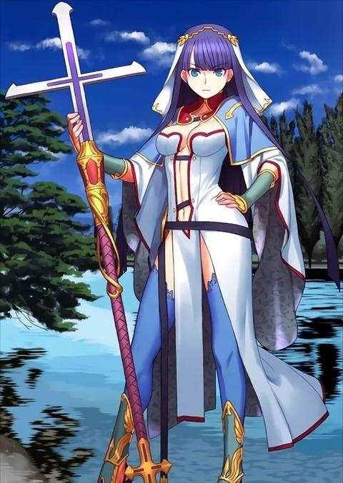 マルタ 聖女 エロ画像 ドラゴンライダー fate fgo (3)