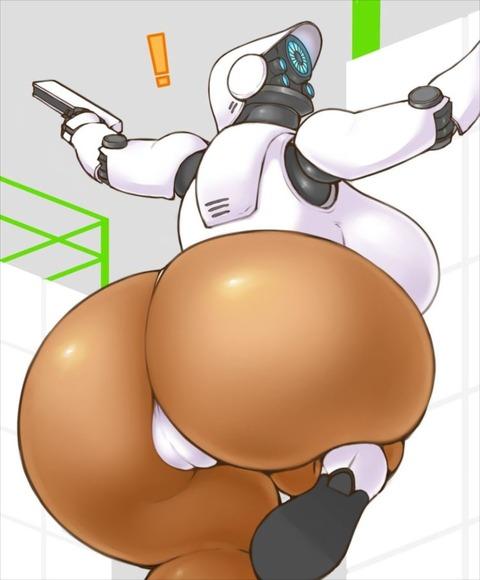尻神様 ロボ娘  ヘイディー haydee エロ画像 ロボット(36)