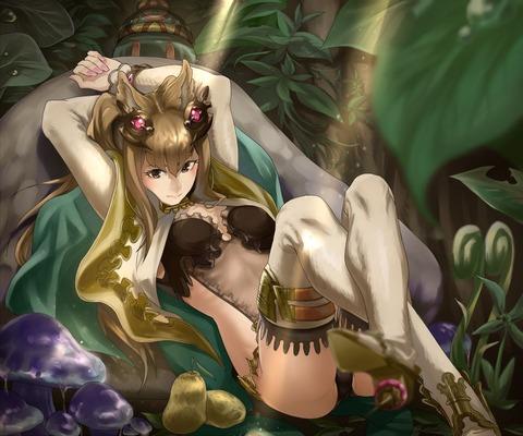 メーテラ エロ画像 天稟の射手メーテラ グラブル (6)