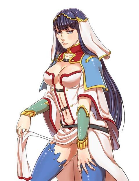 マルタ 聖女 エロ画像 ドラゴンライダー fate fgo (7)