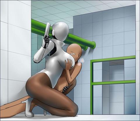 尻神様 ロボ娘  ヘイディー haydee エロ画像 ロボット(35)