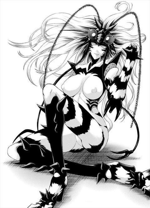 モスキート娘 エロ画像 蚊娘 ワンパンマン (14)