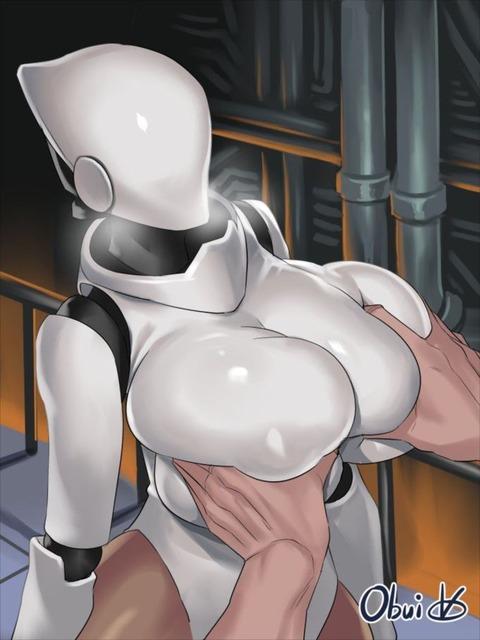 尻神様 ロボ娘  ヘイディー haydee エロ画像 ロボット(1)