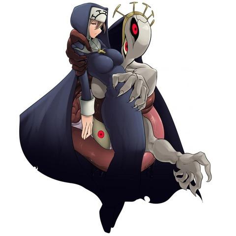 ダブル エロ画像 スカルガールズ skullgirls double(15)