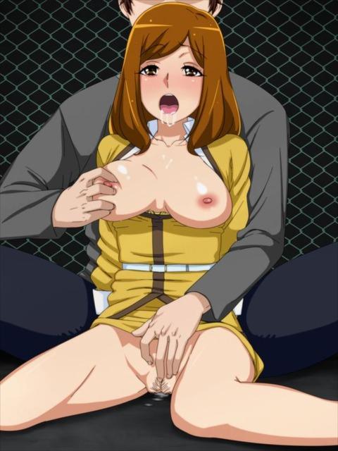 黄瀬ちはる 美人ママ エロ画像 スマイルプリキュア (67)