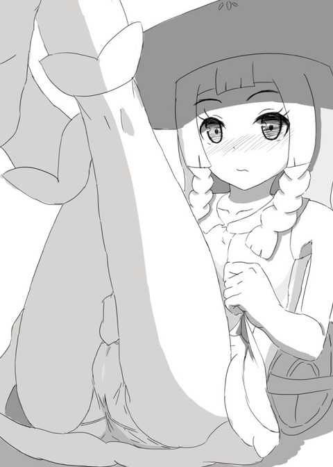 リーリエ エロ画像 ポケモンサンムーン ポケットモンスター (15)
