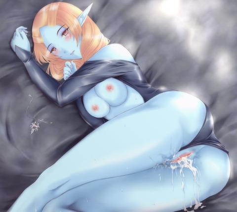 ミドナ トワイライトプリンセス エロ画像 ゼルダの伝説 (16)
