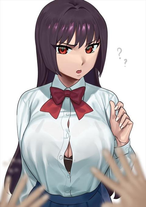 須ノ宮さなのエロ画像 65枚【イジらないで、長瀞さん】