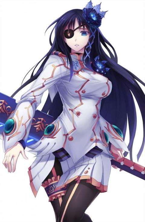 PSPo2 ナギサ エロ画像 ファンタシースターポータブル2(13)