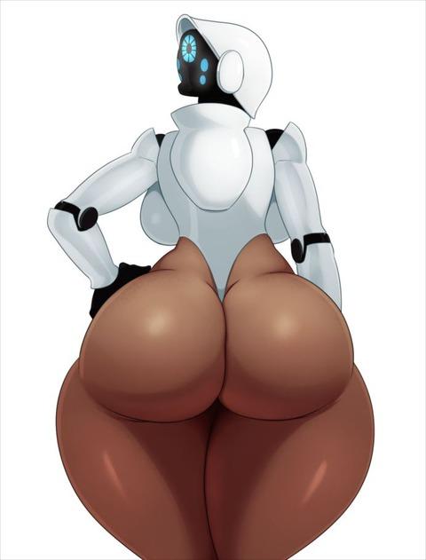 尻神様 ロボ娘  ヘイディー haydee エロ画像 ロボット(16)
