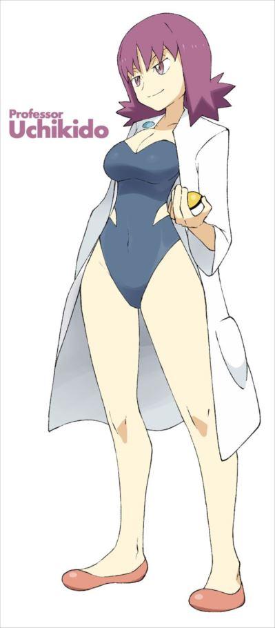ウチキド博士 エロ画像 ポケモン ポケットモンスター (6)