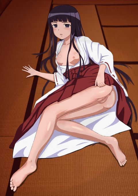 姫神秋沙 エロ画像 (1)