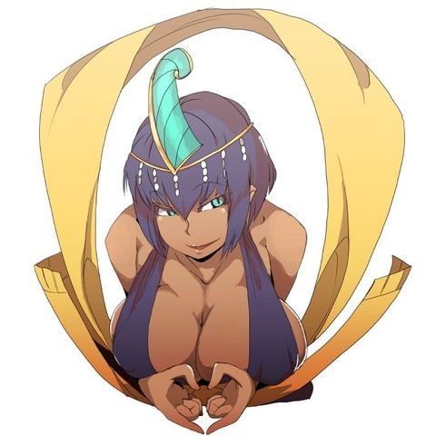 イライザ エロ画像 skullgirls スカルガールズ Eliza (4)